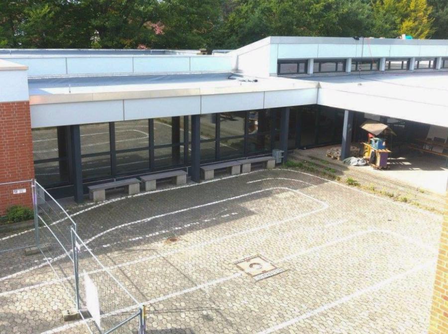 Sanierung Grundschule mit Hort und Jugendtreff HF Herman