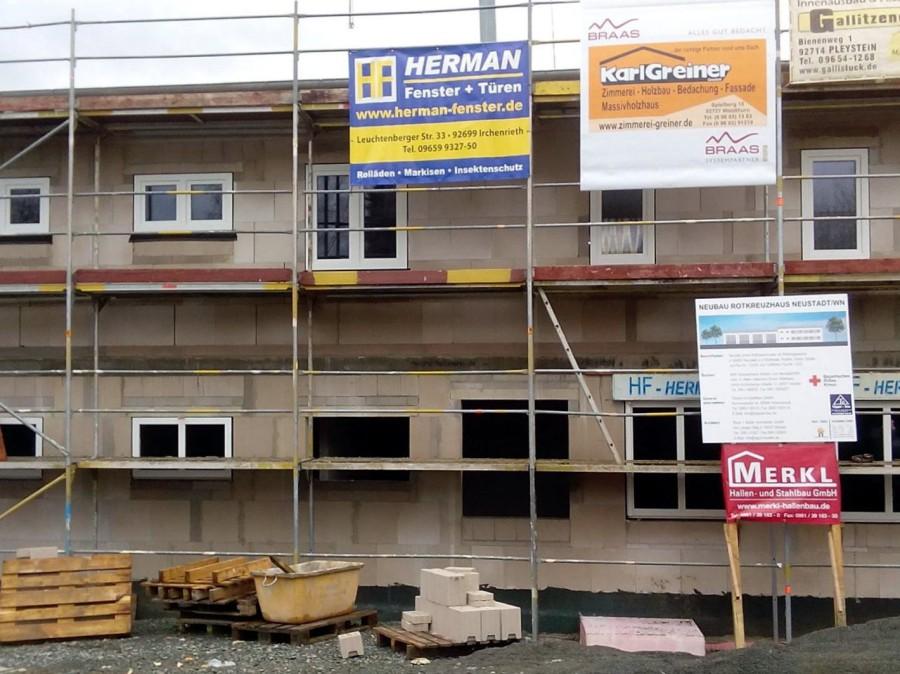 Neubau Rettungswache in Neustadt